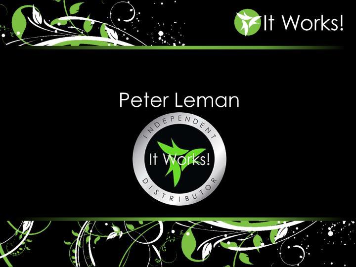 Peter Leman
