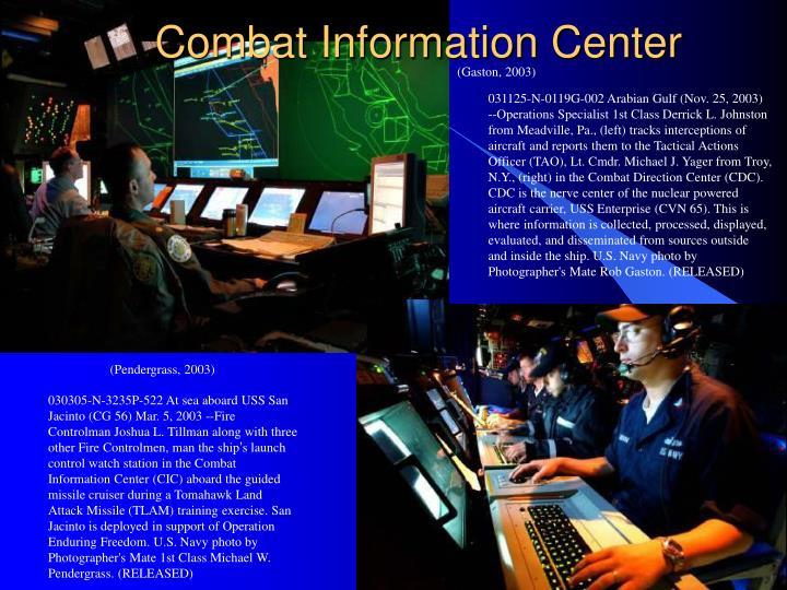 Combat Information Center