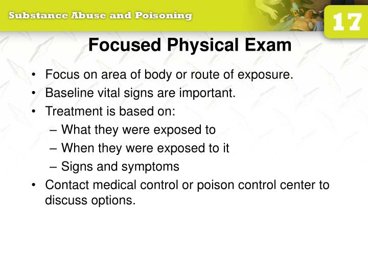Focused Physical Exam