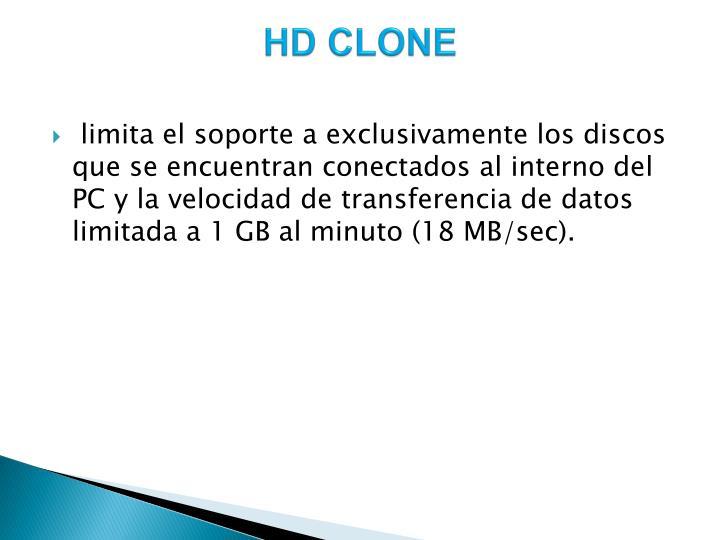 HD CLONE
