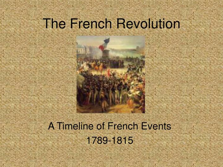 the catalysts of the french revolution essay