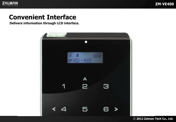 Convenient Interface