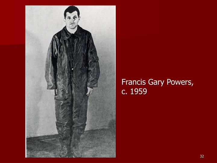 Francis Gary Powers,