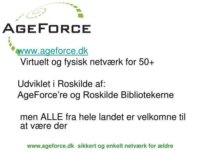 www.ageforce.dk