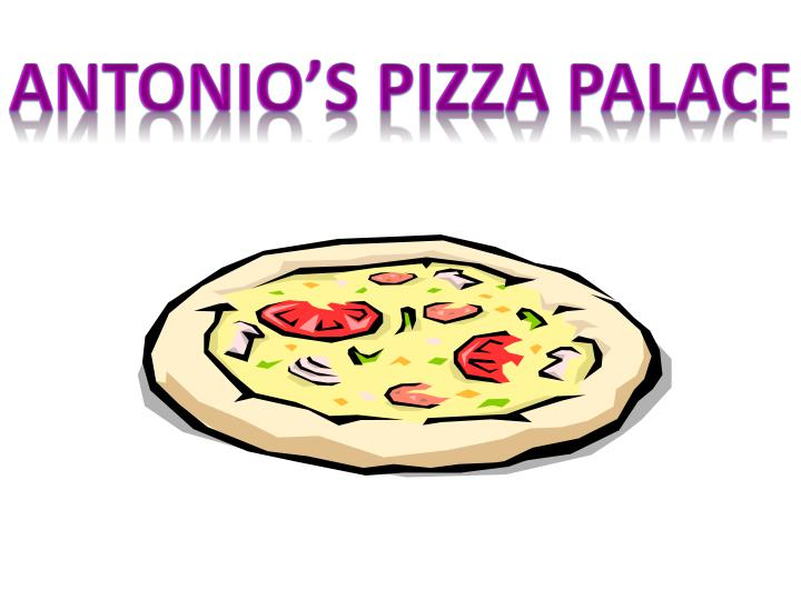 Antonio's Pizza Palace