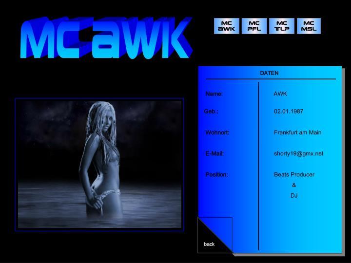 MC AWK
