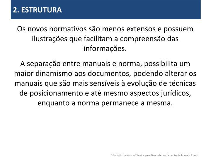 2. ESTRUTURA