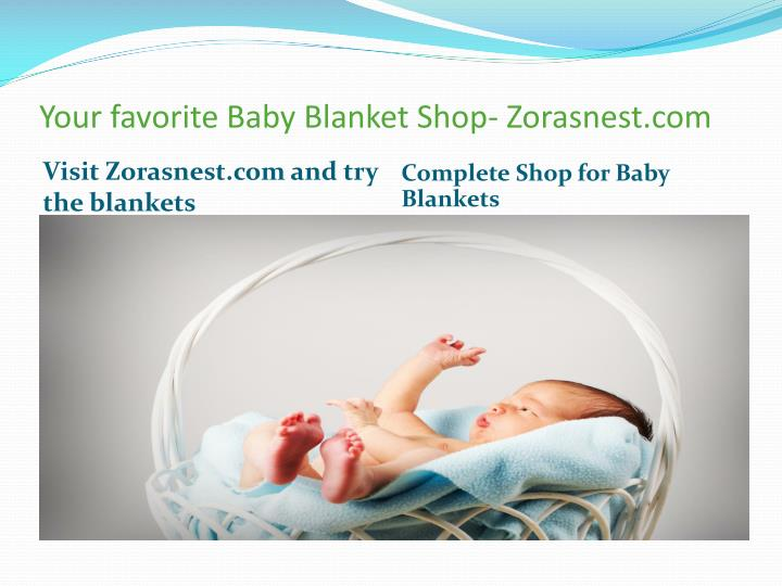 Your favorite baby blanket shop zorasnest com