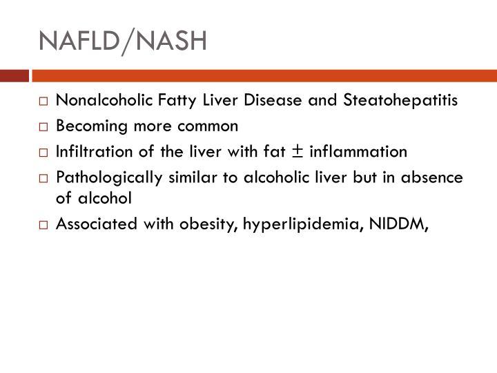 NAFLD/NASH