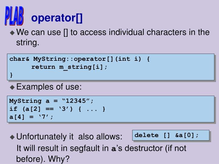 operator[]