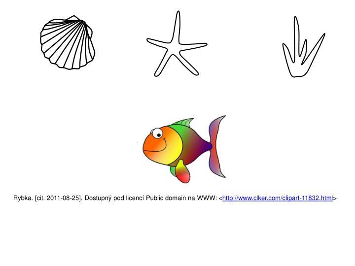 Rybka. [cit. 2011-08-25]. Dostupný pod licencí Public domain na WWW: <