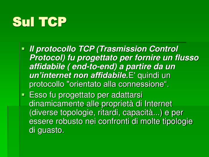 Sul TCP