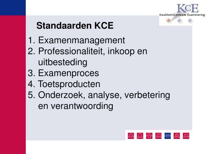 1.Examenmanagement