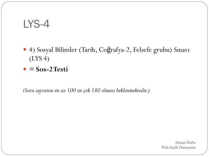 LYS-4