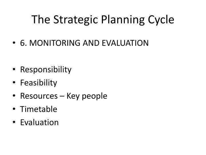 The Strategic