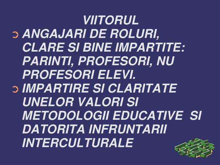 VIITORUL