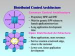distributed control architecture1