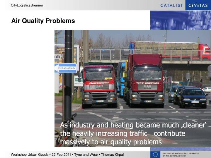 Air Quality Problems