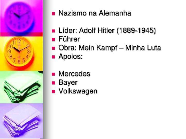 Nazismo na Alemanha