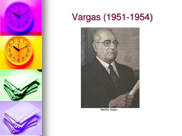 Vargas (1951-1954)