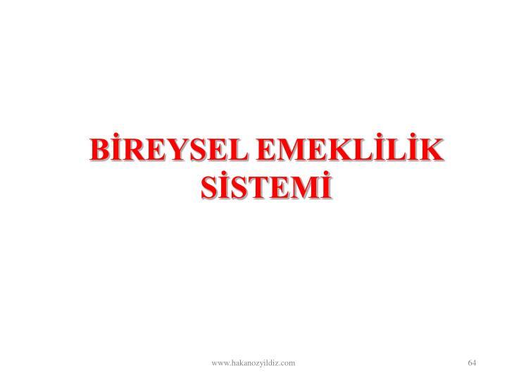 BREYSEL EMEKLLK