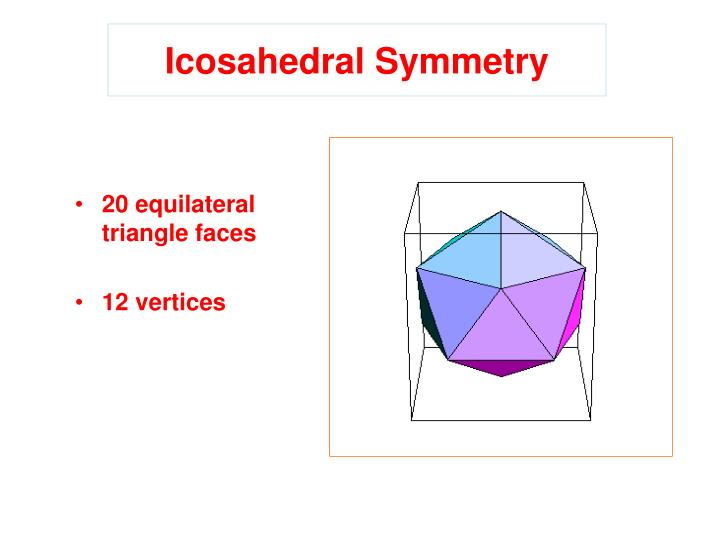 Icosahedral Symmetry