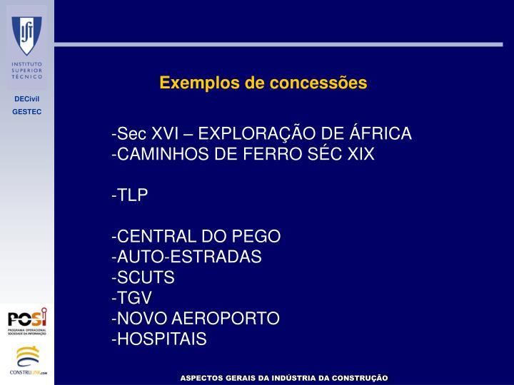 Sec XVI – EXPLORAÇÃO DE ÁFRICA