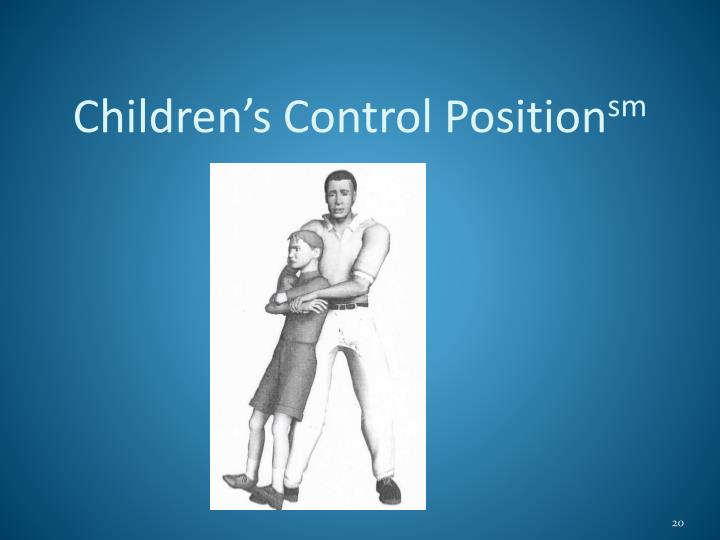 Children's Control