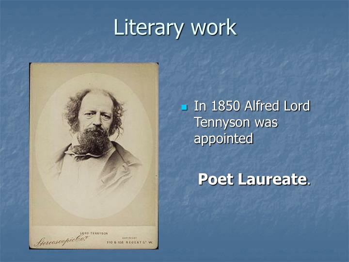 Literary work