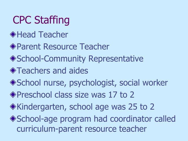 CPC Staffing
