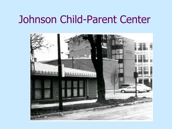 Johnson Child-Parent Center