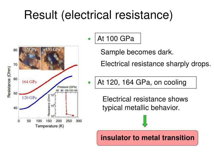 Result (electrical resistance)