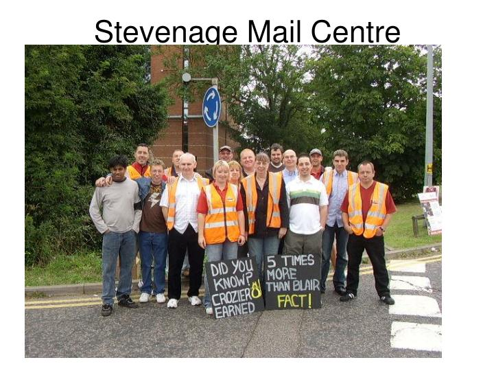 Stevenage Mail Centre