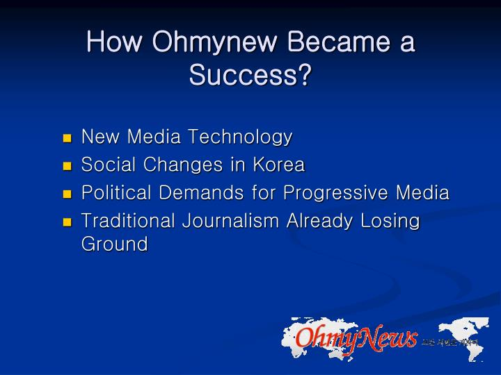 How Ohmynew Became a Success?