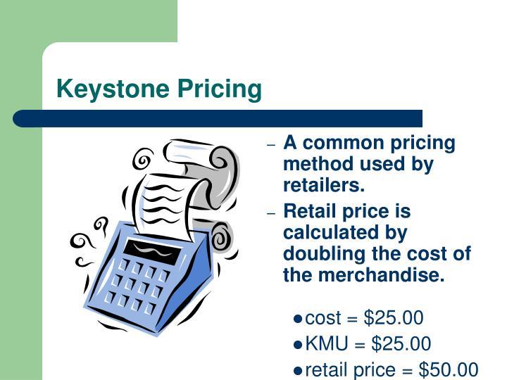 Keystone Pricing
