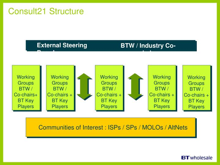 Consult21 Structure