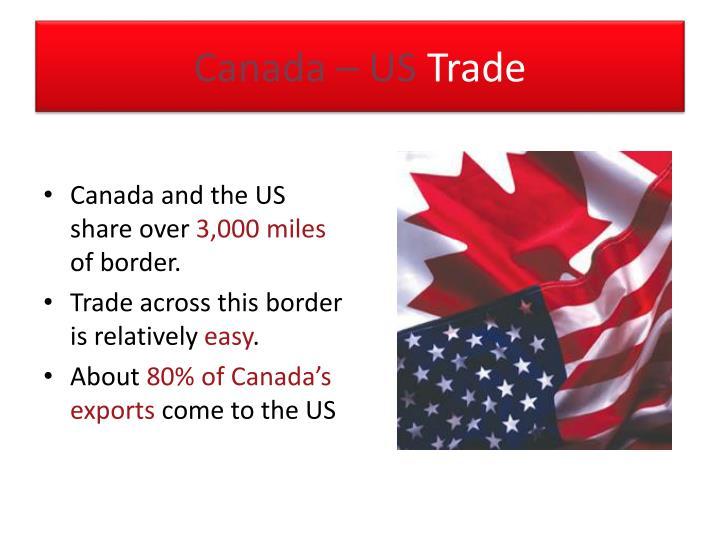 Canada – US