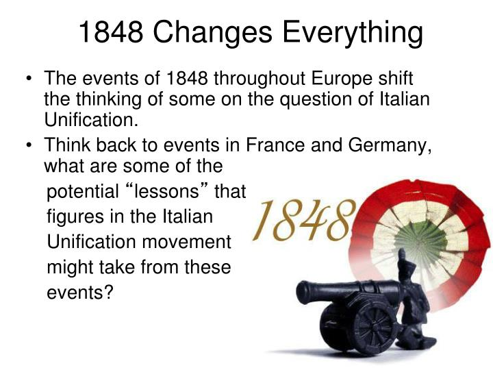 1848 Changes Everything