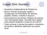 cooper 2004 standard