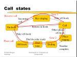call states