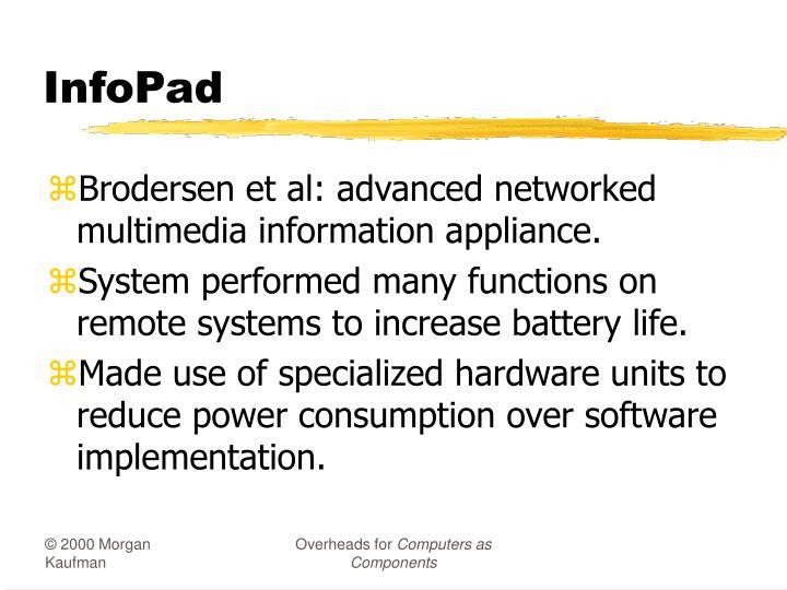 InfoPad