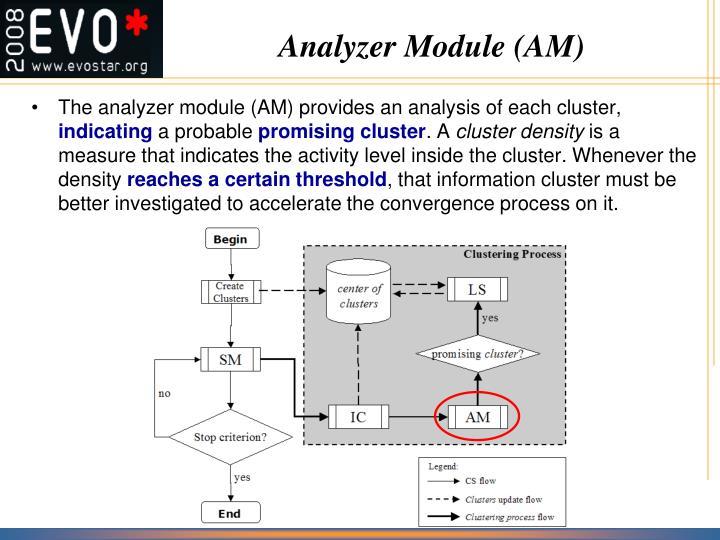 Analyzer Module (AM)