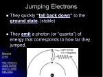 jumping electrons1