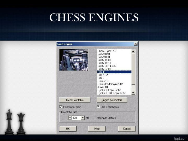 CHESS ENGINES