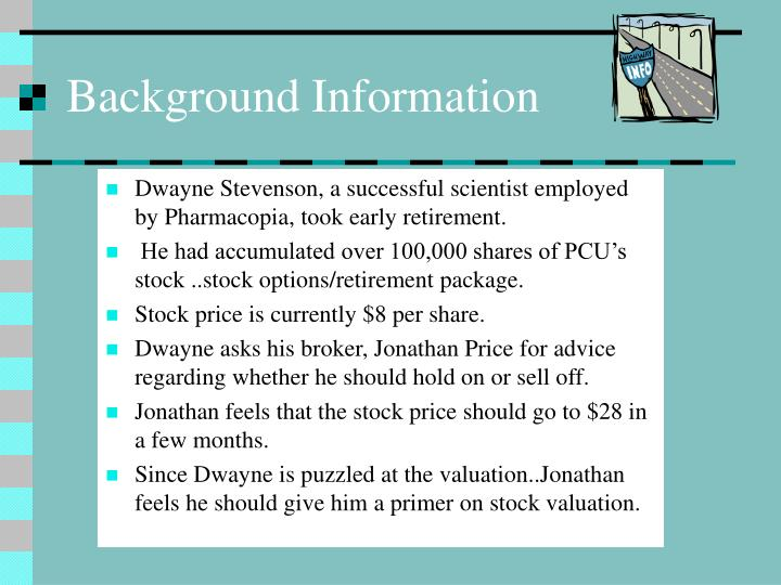 how should jonathan describe the rationale of the dividend discount model Read this essay on fin 550 assignment 1: analyzing your portfolio using the infinite period dividend discount model describe the role that each of the components plays in changes in net shareholders' equity for each year.