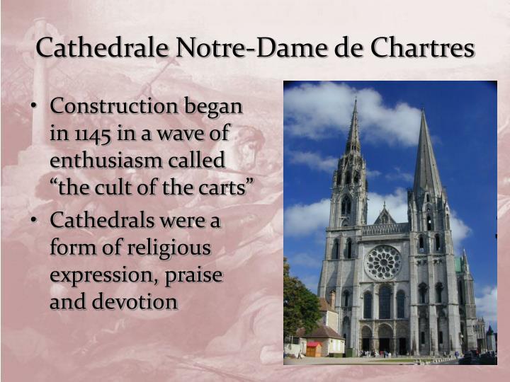 Cathedrale Notre-Dame de Chartres