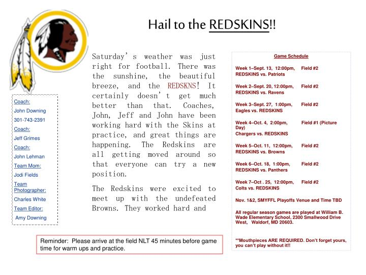 Hail to the redskins1