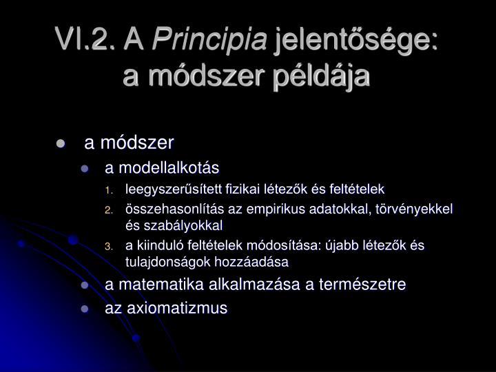 VI.2. A