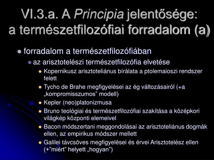 VI.3.a. A