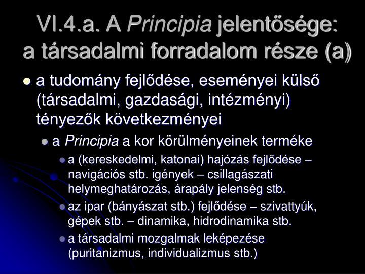 VI.4.a. A